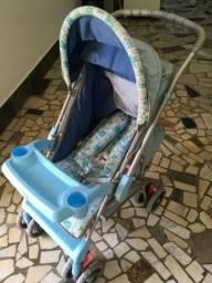 Carrinho e bebê conforto Tutti Baby