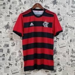 Camisas do Flamengo modelo 2018