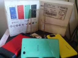Sony Xperia Z3 compact Verde