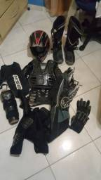 Kit motocross ASW e IMS - 2008