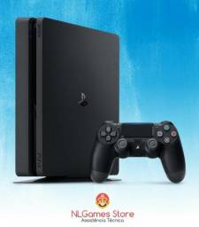 Ps4 Slim, lacrado na caixa, 500GB