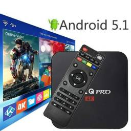 Tv Box Mxq 4k Android Smart Pro Tv Netflix Youtube