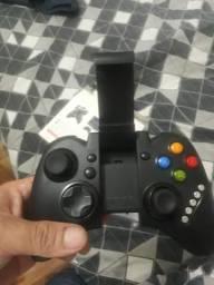 Controle para jogar com o celular via Bluetooth