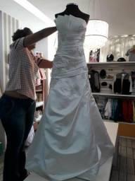 Vestido de noiva dos sonhos barato