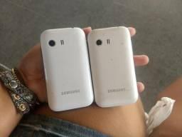 Dois aparelhos samsung