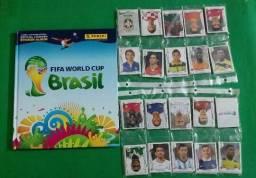 Álbum Copa do Mundo 2014