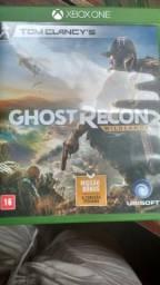 Vendo Ghost Recon Wildland ( semi-novo)