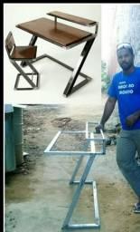 Fabricamos moveis de ferro.vc que gosta de arte aproveite.991828062/987805572