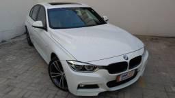 BMW 328I 2.0 M SPORT 16V ACTIVEFLEX 4P AUTOMATICO. - 2016