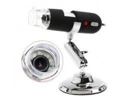 Microscópio Digital Usb 1000x Zoom Camera 2.0mp Profissional - Fazemos Entregas - Garantia