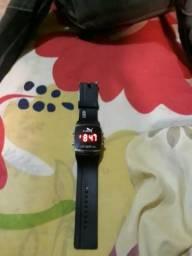 Relógio de pulso puma LED