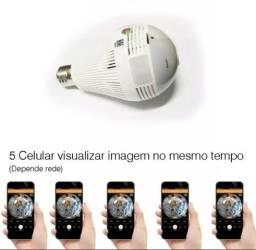 A Melhor Camara Lampada HD Wifi do Mercado Original