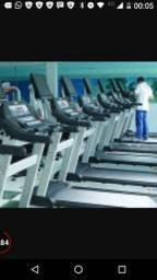 Manutenção em Fitness