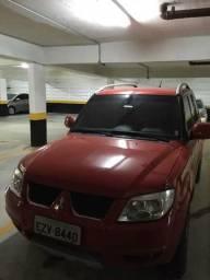 Pajero tr4 automatica - 2012