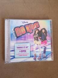 "CD+DVD original ""No ritmo"""
