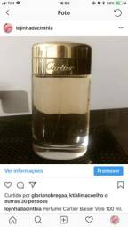Perfume Cartier Baiser Volé 100 ml