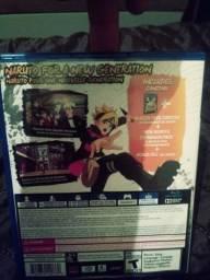 Vendo ou troco Naruto storm 4 por 90 reais.