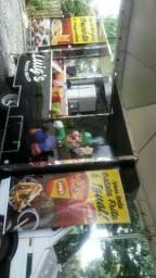 Food truck a venda
