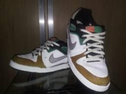 dd5b4ab4a3 Tênis Nike Zoom Air número 42