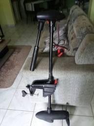Motor de poupa elétrico