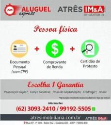 Galpão para alugar, 449 m² por r$ 5.000/mês - setor santos dumont - goiânia/go