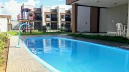 Casa Duplex Com 3/4 e 2 Vagas - Residencial Vale das Flores - Nova Parnamirim