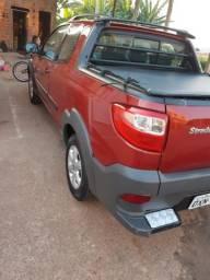 Fiat Strada 3portas 1.4 completa - 2015
