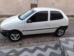 Fiat palio Young Fire 1.0 8v 2002 emplacado confira - 2002