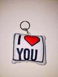 Chaveiro i love you