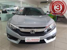 Honda Civic 2.0 16v flexone exl 4p cvt - 2019