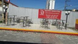 Lanchonete Em Loc. Nobre, 1.700m2 No Centro De Rio Do Sul