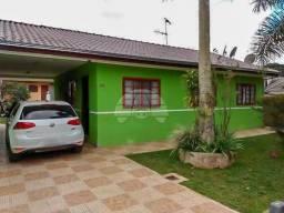 Casa à venda com 3 dormitórios em Santa cândida, Curitiba cod:155664