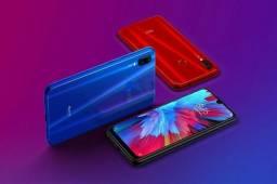 Celular Xiaomi Redmi Note 7 64Gb lacrado ( Ac. cartão )