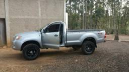 Hilux cabina simples - 2008