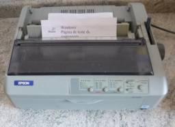 Impressora Matricial Epson FX-890 com Entrada USB