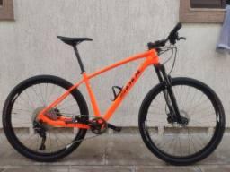 Bike Soul Orange XT Carbono