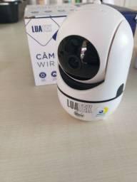 Vendo câmera ip robô com defeito!