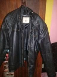 Jaqueta de couro original 700 reais