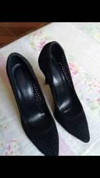 Sapato preto número 37