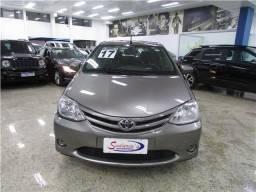 Toyota Etios 1.3 x 16v flex 4p automático - 2017