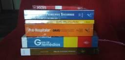 Livros área da saúde