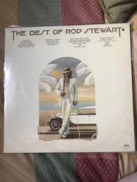 Rod Stewart - The Best Of - Duplo - LP Vinil - Importado - Japão