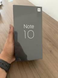 Mi Note 10 128GB - Loja Fisica em Santos