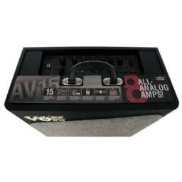 Amplificador Guitarra Vox AV15 Praticamente Novo