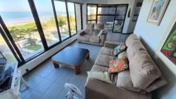 Um maravilhoso apartamento de frente para o mar