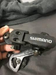 Câmbio traseiro Shimano