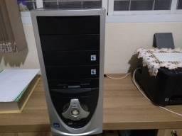 """CPU core 2 quad """" somente gabinete"""""""