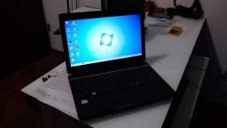 Notebook 4GB de memória e processador Dual Core