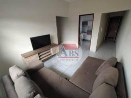 Apartamento com 1 dormitório para alugar, 55 m² por R$ 1.500,00/mês - Vila Nova - Cubatão/
