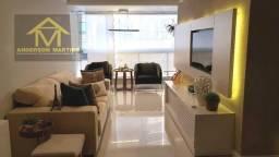 Apartamento à venda com 3 dormitórios em Praia da costa, Vila velha cod:17053